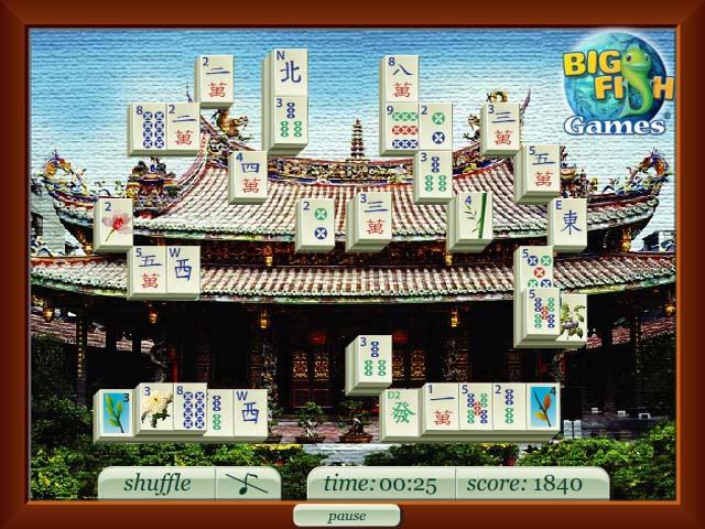 Image Beijing Mahjong's