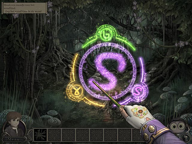 Image Elementals: The Magic Key