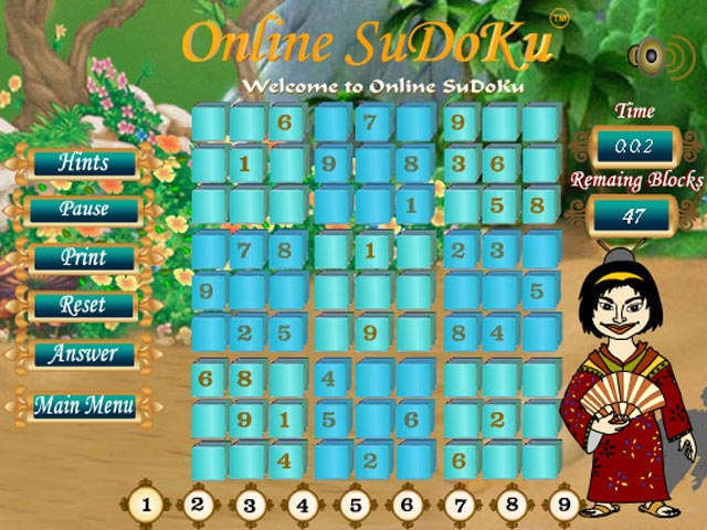Image Online Sudoku