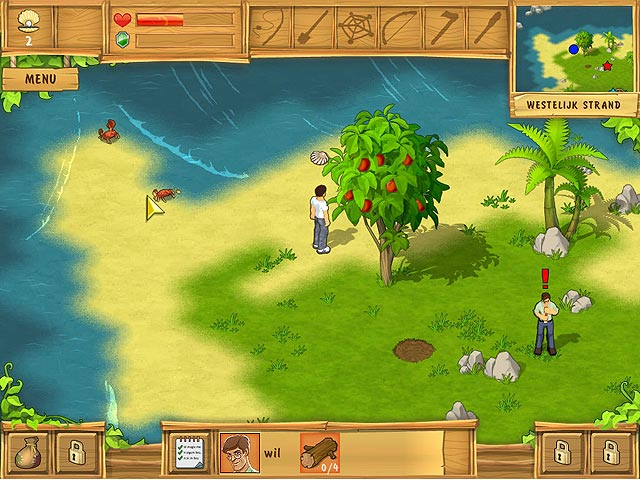 Image The Island: Castaway