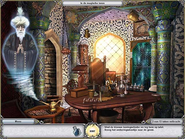 Treasure Seekers II: De Betoverde Schilderijen