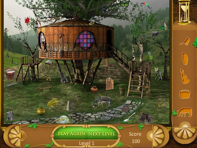 Image Tree House Builder