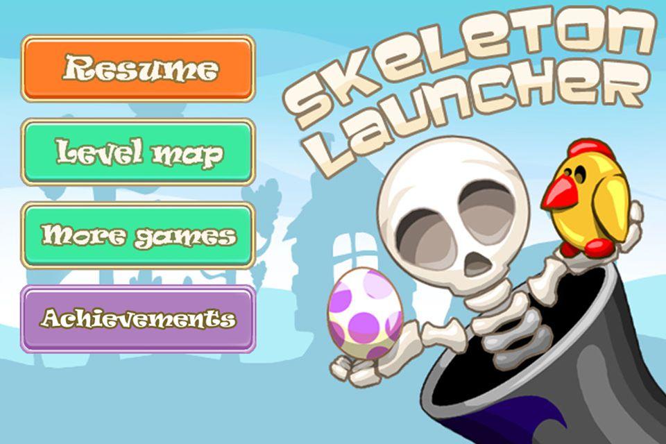 Image Skeleton Launcher 2
