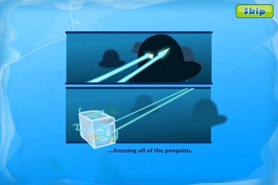 Image Unfreeze Penguins