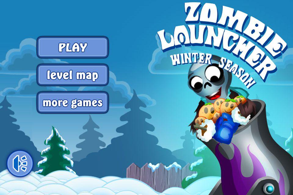 Image Winter Zombie Launcher