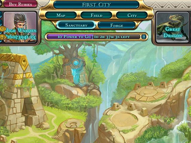 Image Dragons of Atlantis
