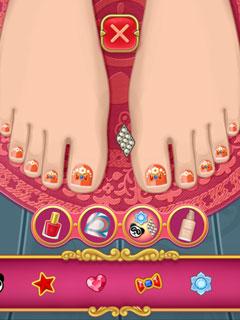Image Anna's Pedicure
